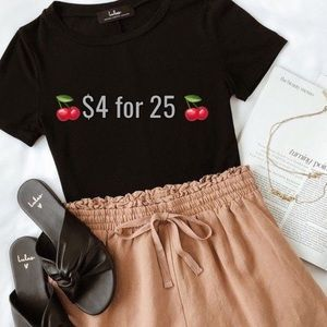 🍒4 for $25🍒